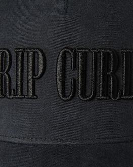 BLACK WOMENS ACCESSORIES RIP CURL HEADWEAR - GCAFV10090