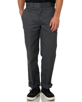 CHARCOAL MENS CLOTHING DICKIES PANTS - DCK874CHR