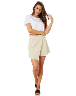LIGHT FENNEL WOMENS CLOTHING RUSTY SKIRTS - SKL0459LFN