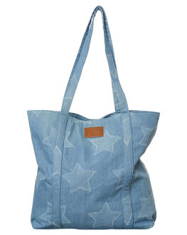 ICEBURG BLUE WOMENS ACCESSORIES RUSTY BAGS - BFL0926IBB