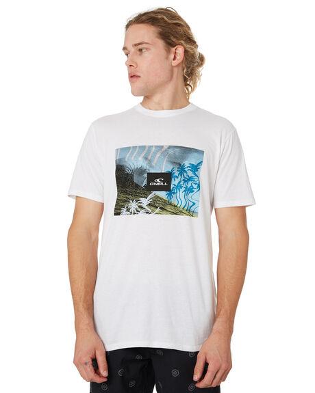 SUPER WHITE MENS CLOTHING O'NEILL TEES - 5711103SUWHT