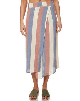 STRIPE WOMENS CLOTHING ZULU AND ZEPHYR SKIRTS - ZZ1735STR