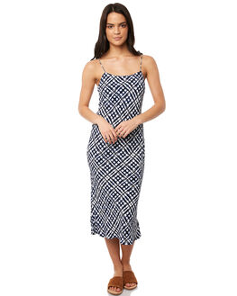 INDIGO WOMENS CLOTHING TIGERLILY DRESSES - T381416IND