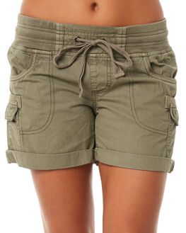 VETIVER WOMENS CLOTHING RIP CURL SHORTS - GWAAY10830
