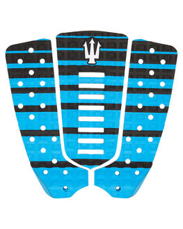 BLUE BLACK SURF HARDWARE FAR KING TAILPADS - 1210BLUBK