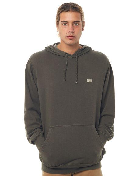 DARK OLIVE MENS CLOTHING BILLABONG JUMPERS - 9585602DOLIV