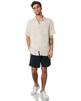 NAVY MENS CLOTHING ACADEMY BRAND SHORTS - 20S602NVY