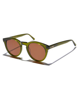 BOTTLE GREEN MENS ACCESSORIES CRAP SUNGLASSES - SHAKA307AABGRN