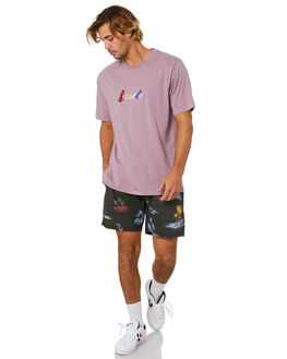 VINTAGE LILAC MENS CLOTHING BARNEY COOLS TEES - 100-Q120VNLLC