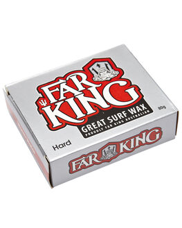 RED SURF ACCESSORIES FAR KING WAX - 1002RED