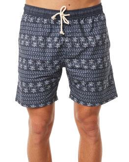 NAVY MENS CLOTHING SWELL BOARDSHORTS - S5184233NAVY