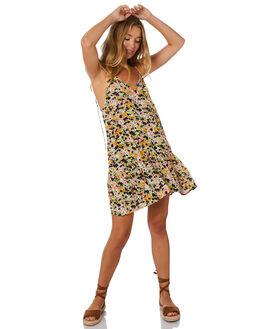 MONET FLORAL LIGHT WOMENS CLOTHING RUE STIIC DRESSES - SA-20-08-1MONLT