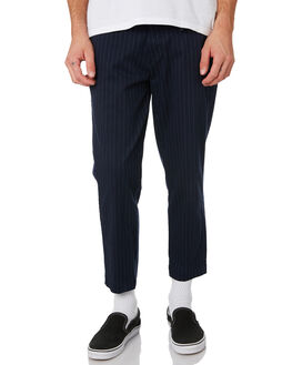 NAVY PINSTRIPE OUTLET MENS LEVI'S PANTS - 79888-0002NVYPS