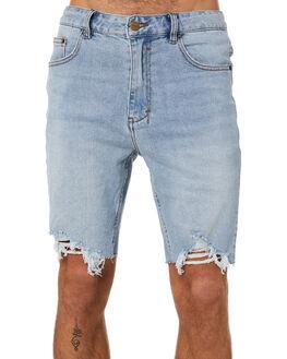 BREAK BLUE MENS CLOTHING INSIGHT SHORTS - 5000005044BBLU