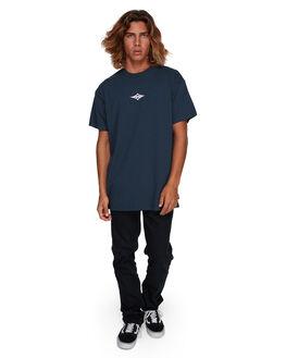 NAVY MENS CLOTHING BILLABONG TEES - BB-9591010-NVY