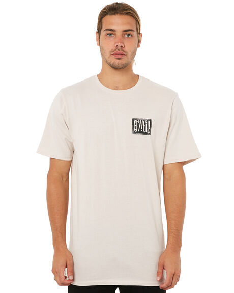 FOAM GREY MENS CLOTHING O'NEILL TEES - 4411108FGRY