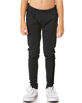 BLACK KIDS GIRLS MUNSTER KIDS PANTS - MM201LE02KBLK