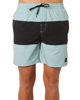 HARBOR GREY MENS CLOTHING RUSTY BOARDSHORTS - BSM1336HBG