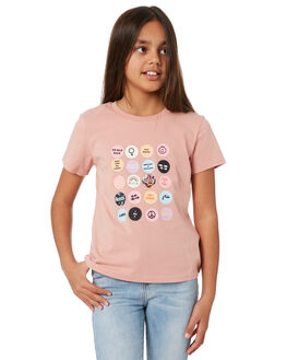 MISTY ROSE KIDS GIRLS RUSTY TOPS - TTG0018MYE