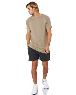 BLACK MENS CLOTHING ZANEROBE SHORTS - 604-FLDBLK