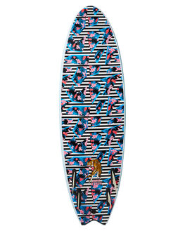 SKY BLUE BOARDSPORTS SURF CATCH SURF SOFTBOARDS - ODY60PRO-QSBLU