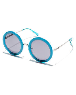 BLUE CHARCOAL WOMENS ACCESSORIES VONZIPPER SUNGLASSES - SJJFLIBQGBLUCH