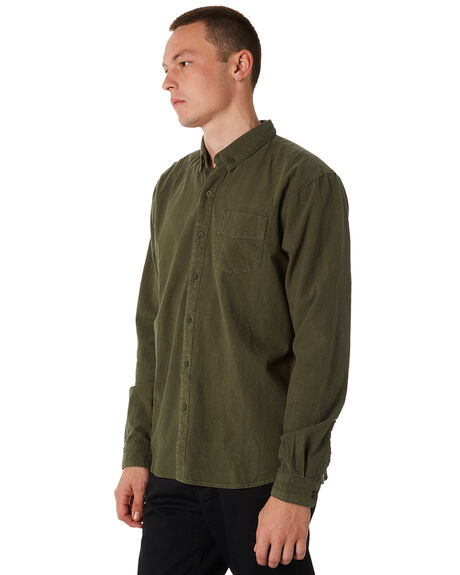 ARMY OUTLET MENS GLOBE SHIRTS - GB01834007ARM