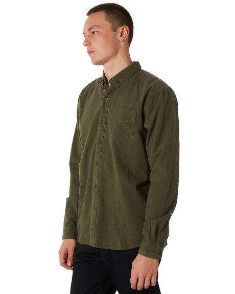 ARMY MENS CLOTHING GLOBE SHIRTS - GB01834007ARM