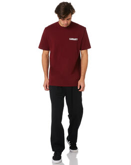 CRANBERRY WHITE MENS CLOTHING CARHARTT TEES - I024806V9