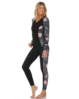 ANTHRACITE BOARDSPORTS SURF HURLEY WOMENS - CJ7056060