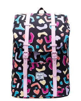 FIESTA PINK LADY KIDS GIRLS HERSCHEL SUPPLY CO BAGS + BACKPACKS - 10248-02749-OSFSTPK