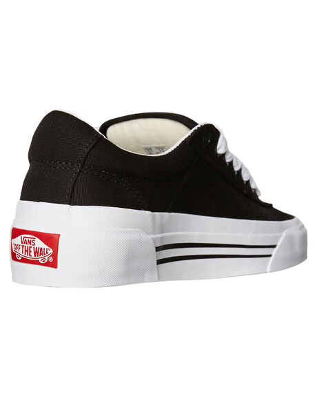 BLACK WOMENS FOOTWEAR VANS SNEAKERS - SSVNA4BNFOS7W
