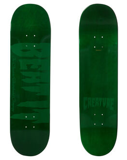 MULTI BOARDSPORTS SKATE CREATURE DECKS - S-CRT4819MULTI