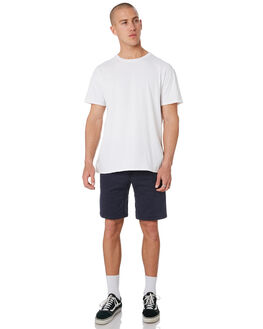 WASHED NAVY MENS CLOTHING DEPACTUS SHORTS - D5193232WNVY