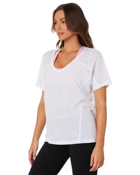 WHITE WOMENS CLOTHING LORNA JANE ACTIVEWEAR - 101931WHT