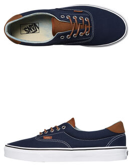 DRESS BLUES ACID MENS FOOTWEAR VANS SKATE SHOES - VNA38FSQ6ZBLU