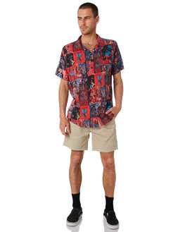 OYSTER MENS CLOTHING MISFIT SHORTS - MT081610OYS