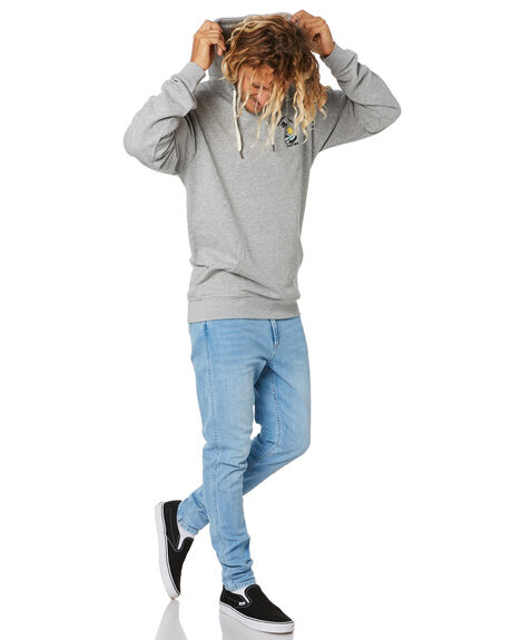 GREY MARLE MENS CLOTHING SWELL JUMPERS - S5204443GRYMA