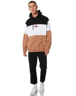 CAMEL MENS CLOTHING STUSSY JUMPERS - ST095208CAMEL