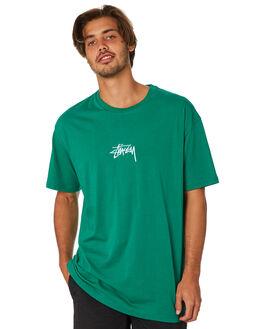 KELLY MENS CLOTHING STUSSY TEES - ST082000KELLY