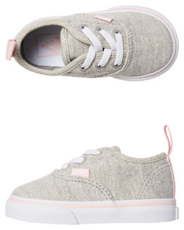 GRAY KIDS TODDLER GIRLS VANS FOOTWEAR - VNA38E8Q6IGRAY