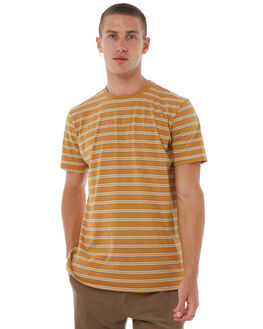MOCHA MENS CLOTHING SWELL TEES - S5183016MOCHA
