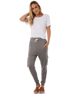 DARK SAGE WOMENS CLOTHING SWELL PANTS - S8171191DKSGE
