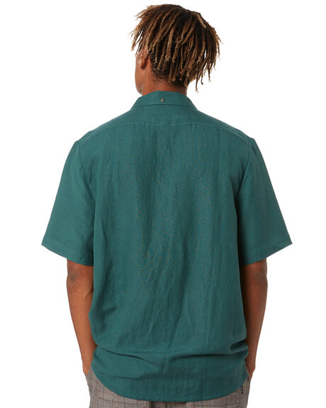 GREEN MENS CLOTHING RPM SHIRTS - 20SM14B1GRN