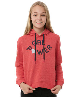 RED KIDS GIRLS EVES SISTER JUMPERS - 9910022RED