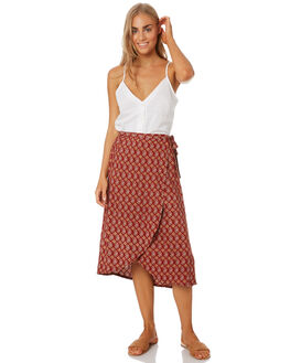 MOROCCAN ICON WOMENS CLOTHING SWELL SKIRTS - S8203472MORIC