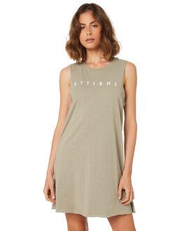 SAGE WOMENS CLOTHING THRILLS DRESSES - WSMU8-911FSAGE