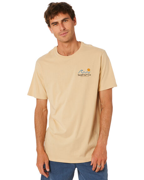 SAND BAY MENS CLOTHING SWELL TEES - S5212000SNDBY