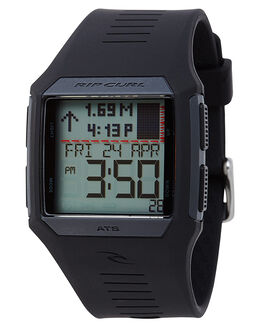 BLACK MENS ACCESSORIES RIP CURL WATCHES - A11190090