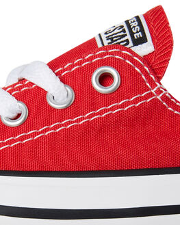 RED KIDS TODDLER BOYS CONVERSE FOOTWEAR - 7J236CRED